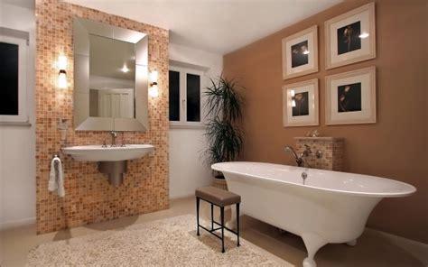 carrelage salle de bains  idees avec la belle mosaique