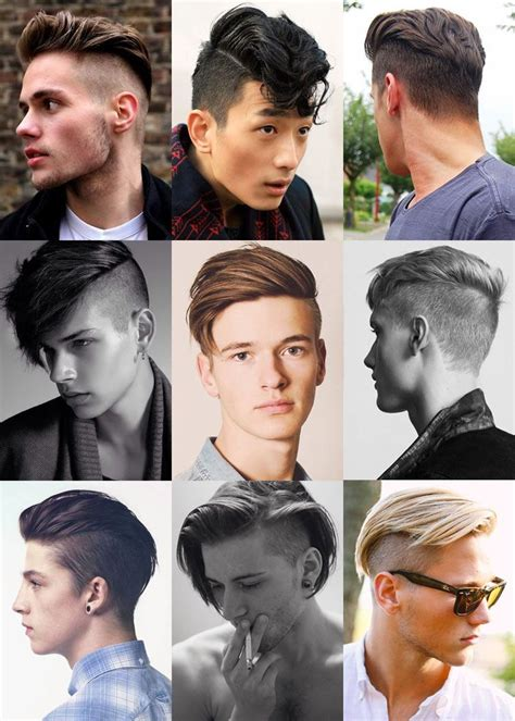 popular undercut hairstyles  men  disconnect