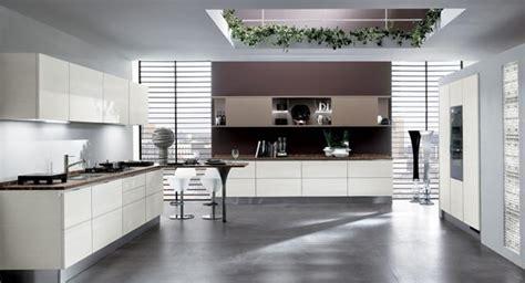 modern kitchen design  wide breathing space homesfeed