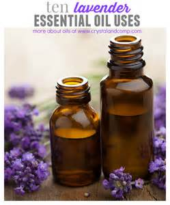 Lavender Oil Uses Pictures