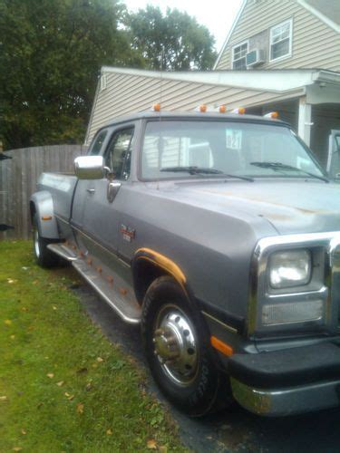 auto air conditioning service 1993 gmc 3500 club coupe electronic toll collection sell used 1993 dodge cummins club cab dually 5 speed in levittown pennsylvania united states