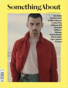 Joe Jonas Covers Something About Magazine, Talks DNCE Album