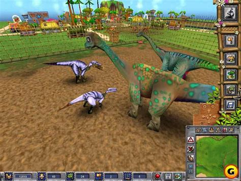 dino island   full game speed