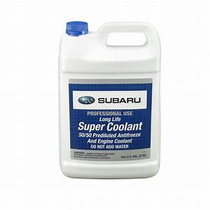 Subaru Xt Cvt Atf High Torque  5 Gallon Pail  Fluids  Wear