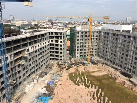 Arcadia Beach Resort Pattaya  Construction Update ข่าว
