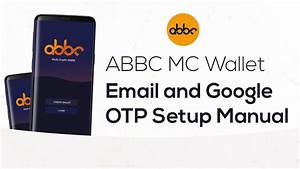 Email And Google Otp Manual Guide