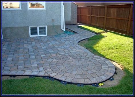 rubber patio pavers home depot canada 28 images ottawa