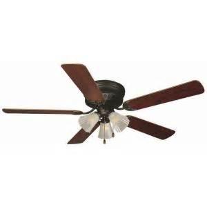 home depot hugger ceiling fans design house millbridge 52 in oil rubbed bronze hugger