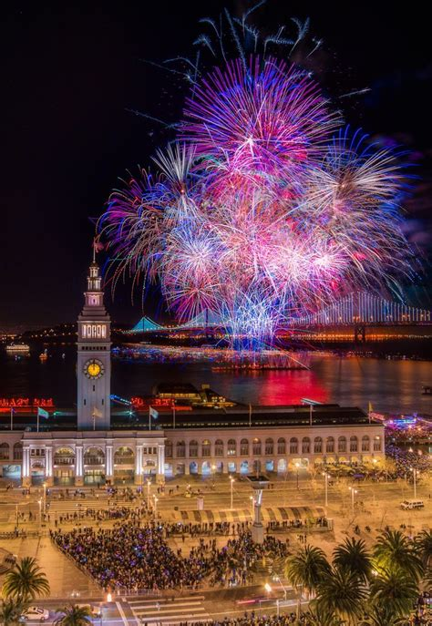 Top 6 New Year's Eve Fireworks Around The World You Must See 99traveltips