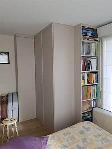 portes de placard battantes portes de placard battantes With peindre un escalier en bois brut 10 amenagement sous escalier sur mesure meubles guiral