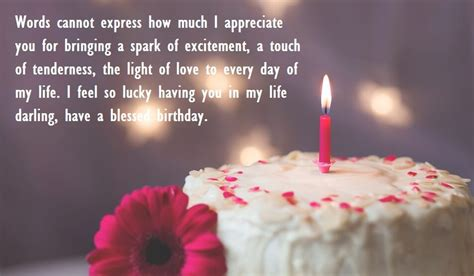 birthday cake quotes wishes  love  wishes