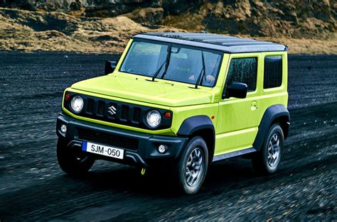 Review Suzuki Jimny by Suzuki Jimny 2018 Review Autocar