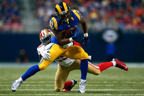 nfl top  los angeles rams rb todd gurley