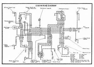 Honda Cub 50 Wiring Diagram