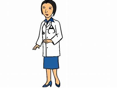 Doctor Clipart Clip Cliparts Woman Clipartpanda Svg