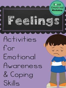 feelings identification  awareness activities  social