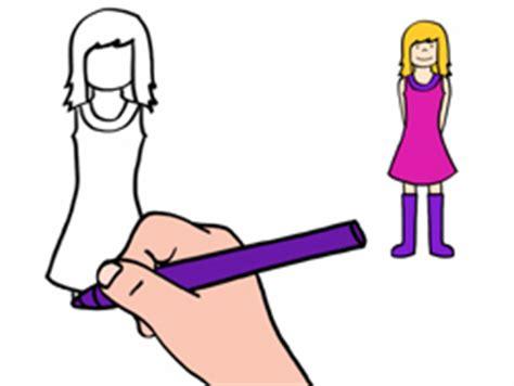 comment apprendre le pot a ma fille apprendre 224 dessiner une fille