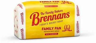 Brennans Pan Bread 800g