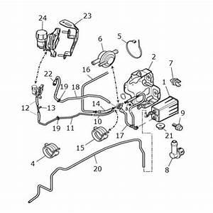 Jaguar Xk8 V8 Engine Evap System Diagram