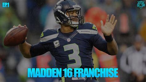 madden  seattle seahawks franchise week  madden