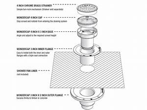 How To Plumb A Shower Drain