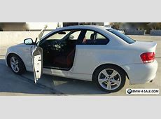 2013 BMW 1Series 2 door coupe for Sale in United States
