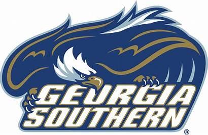 Georgia Southern Eagles Logos University Eagle Football