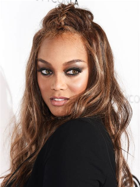 tyra banks  teaching  class  stanford
