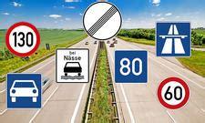 Autobahn Tempolimit Nach Auffahrt by Wann Gilt Ein Tempolimit Als Aufgehoben Autozeitung De