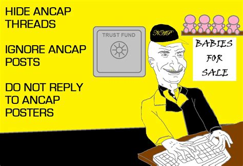 Ancap Memes - anon is torn 4chan