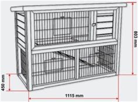 plan cage a lapin exterieur plan pour cage lapins jardin tags b 226 timent et cailles
