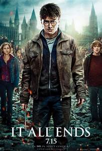 Harry Potter and the Deathly Hallows: Part 2 Poster