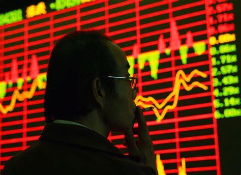 chinas stock market shanghai shenzhen hong kong