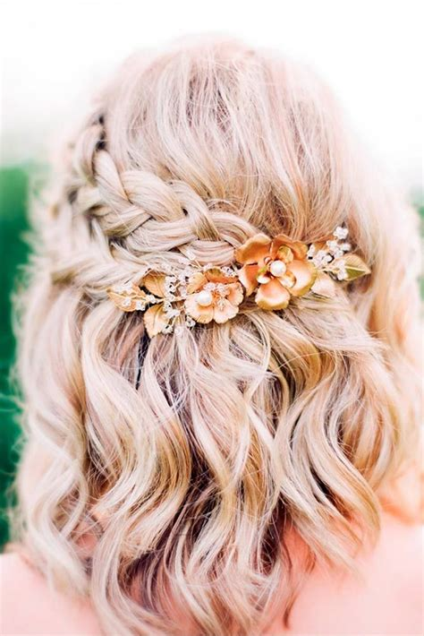 33 amazing prom hairstyles for short hair 2018 prom