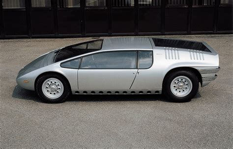 bizzarrini manta   concept cars
