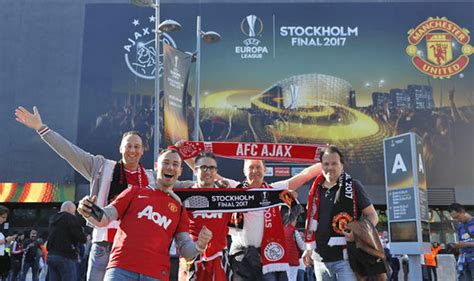 Music video by europe performing the final countdown. Manchester United v Ajax Lineups: Sergio Romero starts Europa League final   Football   Sport ...