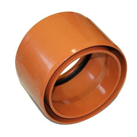 kg rohr muffe kg rohr anschluss an steinzeugrohr muffe dn 160 mm kgusm abwasserrohr ebay