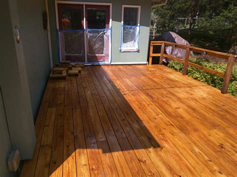 deck sealing arkansas seal smart