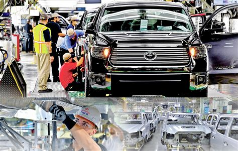 Toyota Plant San Antonio by Toyota S 3 Plant Strategy Should Ease Tacoma Tundra