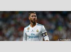 Sergio Ramos medical report Real Madrid CF