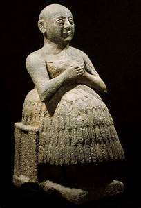The scribe Dudu, a votive to Ningirsu - Sumerian as art ...