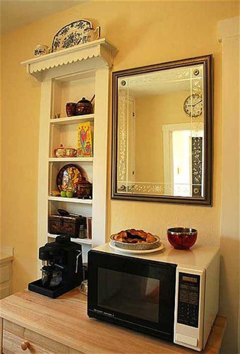 ideas  hang mirror   kitchen shelterness