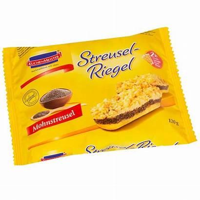 Kuchenmeister Streusel Riegel Worldofsweets