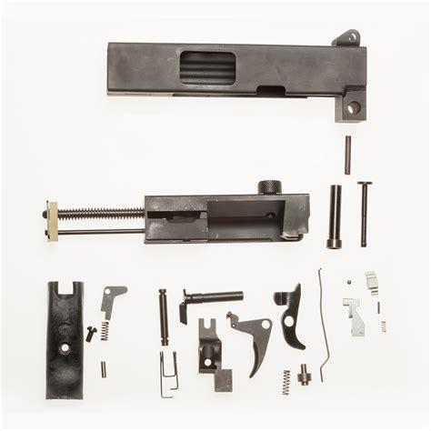MAC 10 M-10/45 SMG 45 acp Parts SET Kit Less Receiver (NO ...
