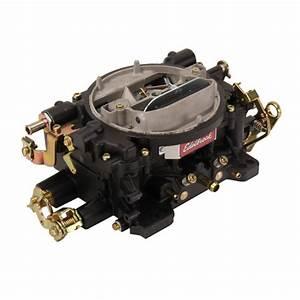 Edelbrock 14053 Performer 600 Cfm 4 Barrel Carb  Manual