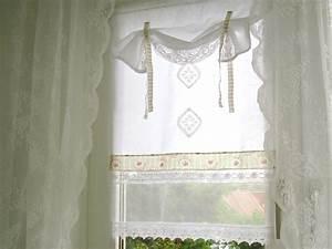 Shabby Chic Vorhänge : gardine landhausstil angebote auf waterige ~ Markanthonyermac.com Haus und Dekorationen