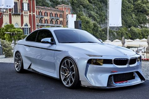 Bmw 2002 Hommage Concept Photo Gallery