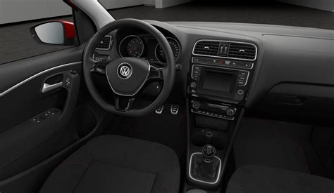 vw polo sound interior