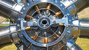 Remanufacturing A Rotary Airplane Engine