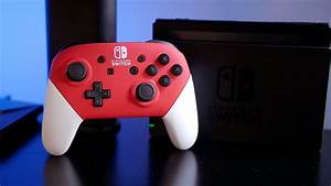 Hands On With Colorware39s Custom Nintendo Switch Pro Controller YouTube